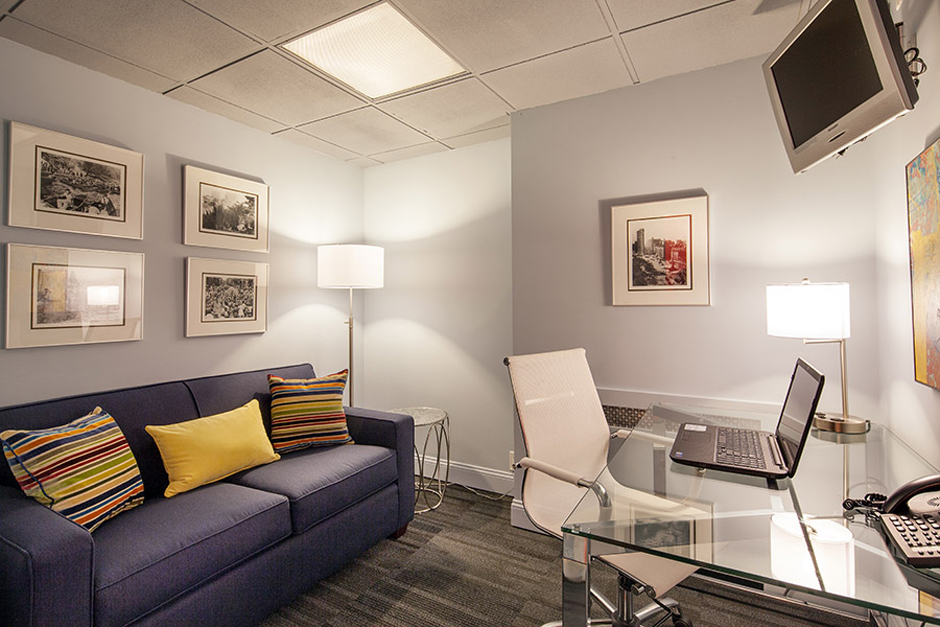 Client Lounge One